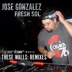 These Walls (Remixes) - Jose Gonzalez, Fresh Sol
