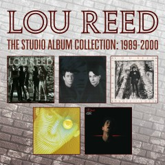 The Studio Album Collection:1989-2000 - Lou Reed