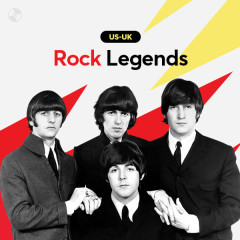 Rock Legends - Various Artists