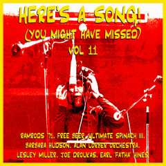 Here's A Song! (You Might Have Missed) Vol. 11 - Various Artists