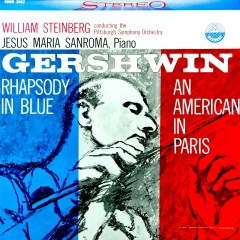 Gershwin: Rhapsody in Blue & An American in Paris (Transferred from the Original Everest Records Master Tapes) - Pittsburgh Symphony Orchestra, William Steinberg