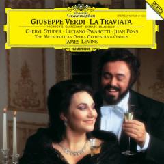 Verdi: La Traviata - Highlights - Juan Pons, Sondra Kelly, Cheryl Studer, Luciano Pavarotti, Metropolitan Opera Chorus