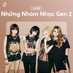 Những Nhóm Nhạc K-Pop Thế Hệ F2
