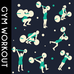 Playlist: Gym Workout - Various Artists