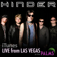 iTunes Live from Las Vegas at The Palms - Hinder