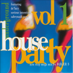 Underground House Party Vol.1 - Various Artists