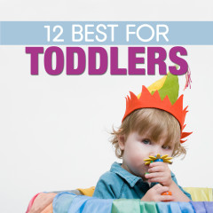 12 Best for Toddlers - The Countdown Kids