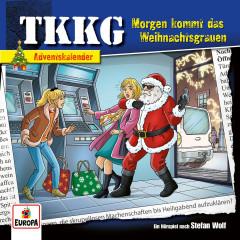 Morgen kommt das Weihnachtsgrauen (Adventskalender) - TKKG