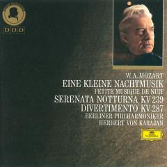 Mozart: Eine Kleine Nachtmusik - Thomas Brandis, Emil Maas, Neithart Resa, Rainer Zepperitz, Berliner Philharmoniker