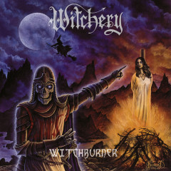 Witchburner - EP (Re-issue & Bonus 2020) - Witchery