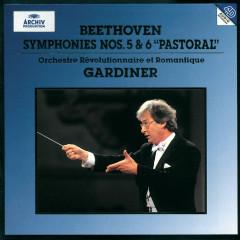 Beethoven: Symphonies Nos.5 & 6 - Orchestre Révolutionnaire et Romantique, John Eliot Gardiner