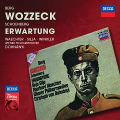 Berg: Wozzeck - Anja Silja, Eberhard Waechter, Hermann Winkler, Wiener Staatsopernchor, Wiener Philharmoniker