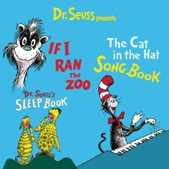 Dr. Seuss Presents Cat In The Hat Songbook, If I Ran The Zoo, Dr. Seuss' Sleep Book - Dr. Seuss