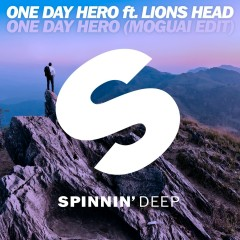 One Day Hero (feat. Lions Head) [MOGUAI Edit] - One Day Hero, Lions Head