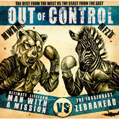 Out of Control - MAN WITH A MISSION