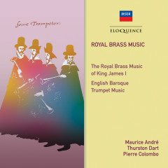 Royal Brass Music - Thurston Dart, Maurice Andre, Pierre Colombo, Ensemble Orchestral de L'Oiseau-Lyre, Jean Pirot