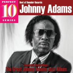The Great Johnny Adams Jazz Album - Johnny Adams