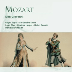 Mozart: Don Giovanni - opera in two acts K527 - Daniel Barenboim, English Chamber Orchestra