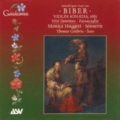 Biber: Violin Sonatas, 1681 - Monica Huggett, Sonnerie