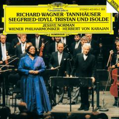 Wagner: Tannhäuser Overture; Siegfried-Idyll; Tristan und Isolde - Jessye Norman, Wiener Philharmoniker, Herbert von Karajan