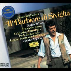 Rossini: Il Barbiere Di Siviglia - Hermann Prey, Teresa Berganza, Luigi Alva, London Symphony Orchestra, Claudio Abbado
