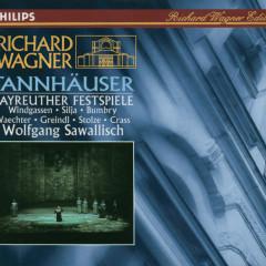 Wagner: Tannhäuser - Anja Silja, Grace Bumbry, Wolfgang Windgassen, Eberhard Wächter, Bayreuth Festival Chorus