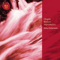 Chopin Waltzes & Impromptus: Classic Library Series - Arthur Rubinstein