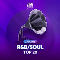 Các Ca Khúc R&B/Soul Đề Cử ZMA 2018
