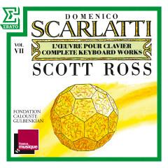 Scarlatti: The Complete Keyboard Works, Vol. 7: Sonatas, Kk. 131 - 150 - Scott Ross