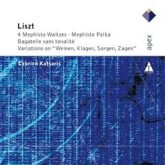 Liszt : 4 Mephisto Waltzes, Bénédiction & Variations on 'Weinen, Klagen, Sorgen, Zagen' - Cyprien Katsaris