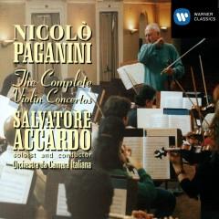 Niccolò Paganini: The Complete Violin Concertos - Salvatore Accardo
