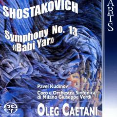Shostakovich: Symphony No. 13, Op. 113,