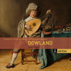 Dowland: Songs for Tenor and Lute - A Musicall Banquet - Nigel Rogers