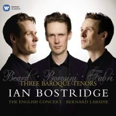 The Three Baroque Tenors [digital exclusive] (digital exclusive) - Ian Bostridge