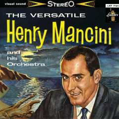 The Versatile Henry Mancini And His Orchestra - Henry Mancini & His Orchestra