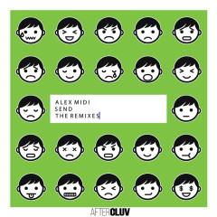 Send (The Remixes) - Alex Midi