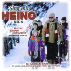 Sing Mit Heino - Winterzeit-Kinderzeit-Weihnachtszeit - Heino
