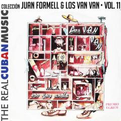 Coleccíon Juan Formell y Los Van Van, Vol. XI (Remasterizado) - Juan Formell,Los Van Van