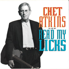 Read My Licks - Chet Atkins,  C.G.P.