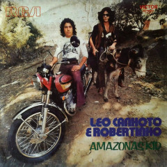 Amazonas Kid - Léo Canhoto & Robertinho