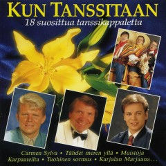 Kun tanssitaan - Various Artists