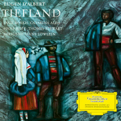 d'Albert: Tiefland - Highlights - Inge Borkh, Caterina Alda, Hans Hopf, Johannes Elteste, Thomas Stewart