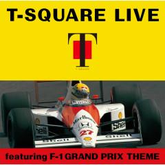 T-Square Live Featuring F-1 Grand Prix Theme - T-SQUARE