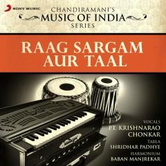 Raag Sargam Aur Taal - Pt. Krishnarao Chonkar