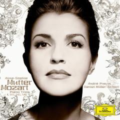 Mozart: Piano Trios K. 548, 542 & 502 - Anne-Sophie Mutter, Daniel Müller-Schott, Andre Previn