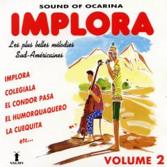 Sound Of Ocarina — Les Plus Belles Mélodies Sud-Américaines Vol. 2 - Various Artists