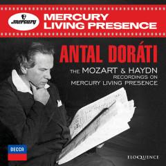 Dorati - Haydn & Mozart On MLP - Antal Doráti