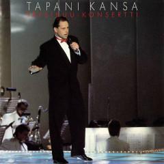 Täysikuu-konsertti (Live) - Tapani Kansa