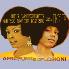 Afro Funk Explosion! - Lafayette Afro Rock Band, Atichanan Seesaywok