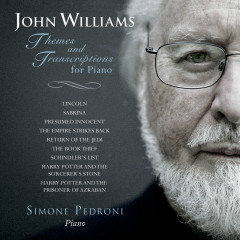 John Williams: Themes And Transcriptions For Piano - Simone Pedroni